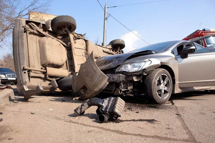 Sense of Control After Accident